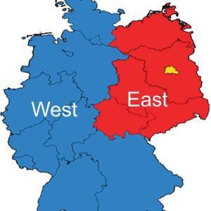 東西ドイツのコロナ感染率の違いは、BCGの効果?