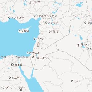 コロナワクチン接種率1位のイスラエル。激減したが、シリア並みになっただけ