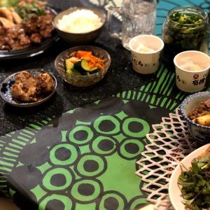 ある日の食卓は〝肉!〟と、人それぞれ