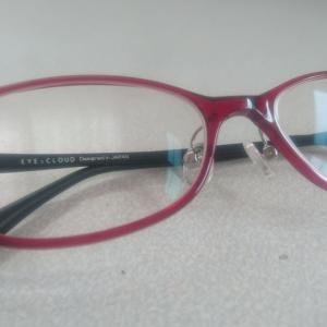 眼鏡を購入