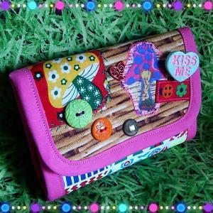 キノコの財布♪
