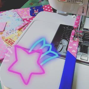 スマホ手帳カバー製作♪