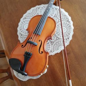 私のマイバイオリン