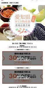 楽天で『愛知県WEB物産展開催中!』