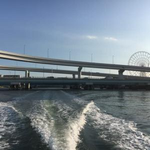 2019年11月19日 葉山 勝どき 東京湾