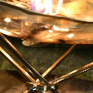 2000円で買った焚火台で超快適な火遊びを楽しめた夜