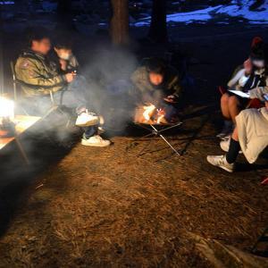 冬キャンプ最高の醍醐味を味わう装備で酷寒のキャンプ場へ