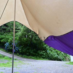 キャンプ中に「これまでに経験したことのないような大雨」が降り始めて…