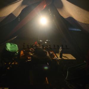 90ミリ以上の豪雨でキャンプするとこんな目にあう可能性があります