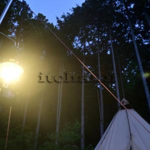 【予約が難しいキャンプ場】 ならではの完全貸し切りで夏キャンプしてみた