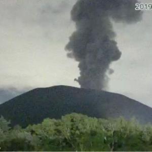 噴火警戒レベル3の軽井沢でキャンプはできるのか?