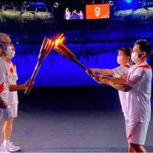 東京オリンピック開会式