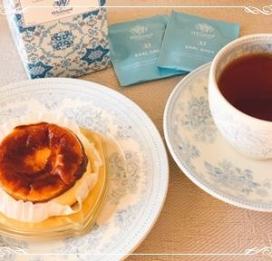 成城石井☆バスクチーズケーキ