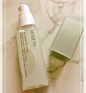 ☆HITEETH ALL IN ONE MOUTH GEL PLATINUM MINT☆