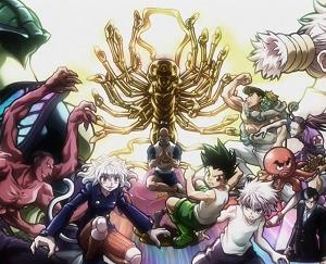12月13日(金)アニメ「HUNTER×HUNTER(2011年)」
