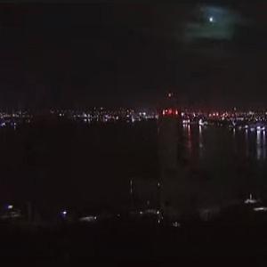 20年11月30日(月)西日本の広範囲で「火球」