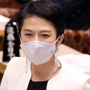 21年1月19日(火)立憲民主党の蓮舫氏