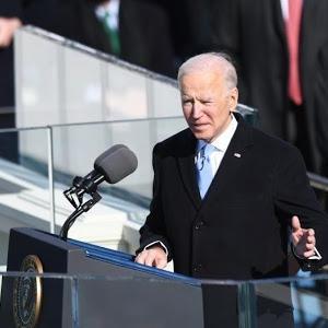 21年1月21日(木)第46代アメリカ大統領ジョー・バイデン