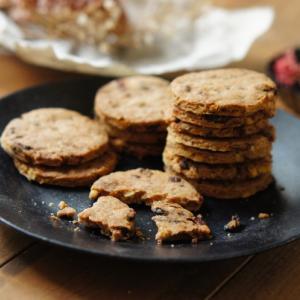 マンゴームースのサブメニュー「ドライフルーツクッキー」追加