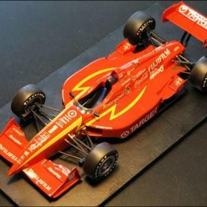 1/20 Rynard98i Chip Ganassi Racing #1 zanardi