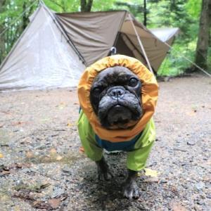4泊5日 晴天の秋キャンプ