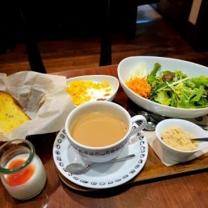 休日モーニング・chai break/吉祥寺