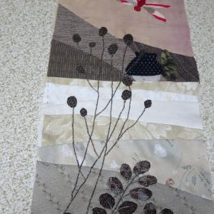 製作途上の布絵 PART3