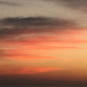 Today's Sky-本日のつくば 朝の風景