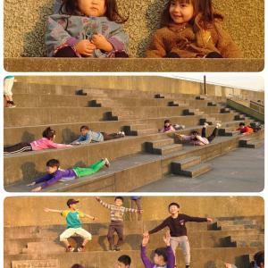 ジョギングクラスと堺市役所訪問