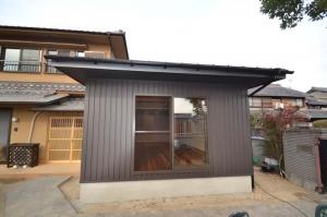 加古川の民家・・・二世代住宅にリノベーションの御宅に訪問して来ました。