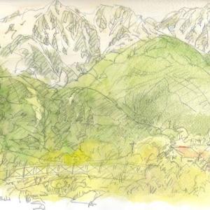白馬三山 Ⅱ