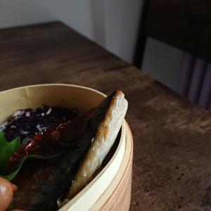 極狭キッチンから、こんにちは︰今日のお弁当は、「焼き鯖」