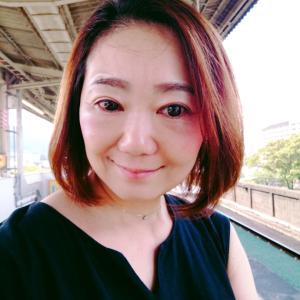 今日は美容院へ。大阪←→滋賀
