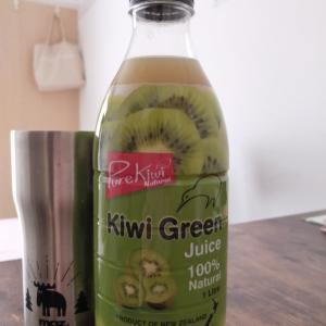 グリーンキウイ100%ジュース