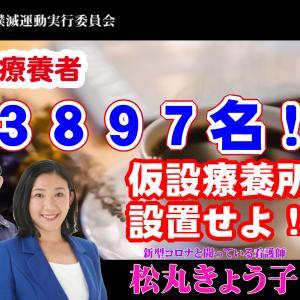 子ども感染が止まらない!松丸きょう子さんの 2021年8月20日 足立区コロナ感染情報【4K】