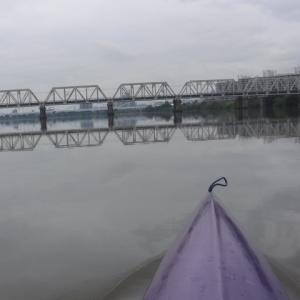 赤川鉄橋・今はおおさか東線