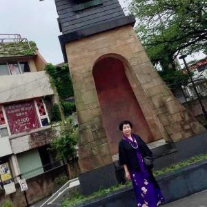 鎌倉で一年前