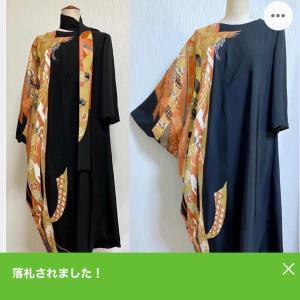 『魅せられて留袖ドレス』人気です!