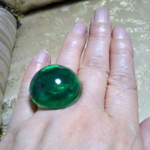 指輪を頂きました!