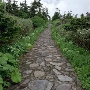 八幡平プチ登山「ガマ沼、八幡沼」
