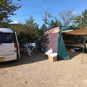 今年 初キャンプ