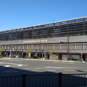 京都駅前で免許の更新