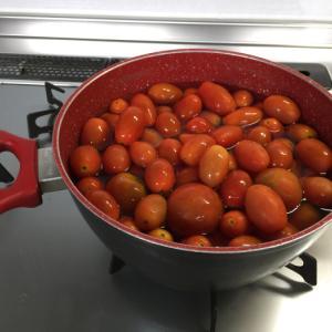 トマトが終盤になって来ました。