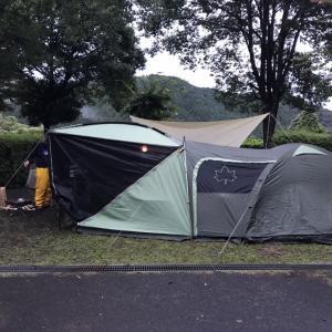 常陸大宮やすらぎの里 キャンプ場