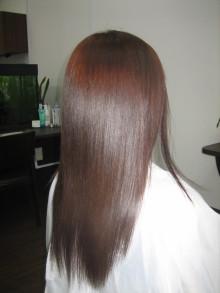 nitoroの縮毛矯正