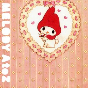 MY MELODY A to Z★マイメロ★レビュー
