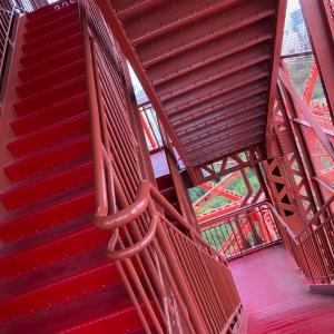 運動不足を解消!階段を600段登ろう!