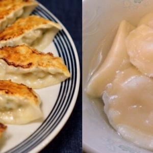 焼き餃子と水餃子、どっちが好き?