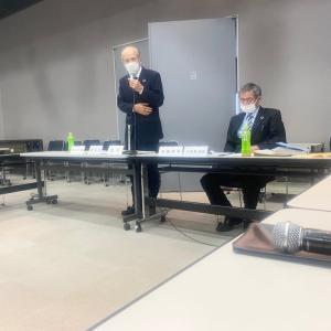 つくば文化振興財団の理事会に出席しました。