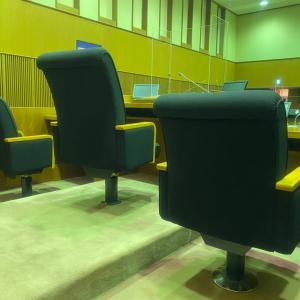 第3回臨時議会に出席しました。